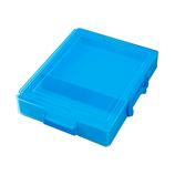 クツワ 「学校机に入る」道具箱 ブルー