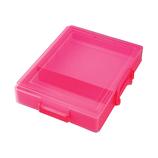 クツワ 「学校机に入る」道具箱 ピンク