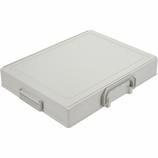 クツワ ミラガク 超整理箱 BX009WH ホワイト│デスク周り用品 デスクトレー