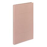コクヨ ガバツトフアイル A4縦 とじ2穴 フ−90P ピンク│ファイル フラットファイル
