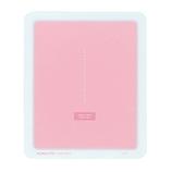 コクヨ マウスパッドコロレー ピンク EAM-PD50P