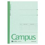 コクヨ(KOKUYO) キャンパスノート 特殊罫 単語罫 セミB5 ノ-13T-1N│ノート・メモ 単語帳・カード
