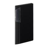 コクヨ ノビータ名刺ファイル メイ-N118D ブラック