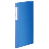 コクヨ ノビータアルバム240枚 ラ−NA240B ブルー│アルバム・フォトフレーム ポケットアルバム