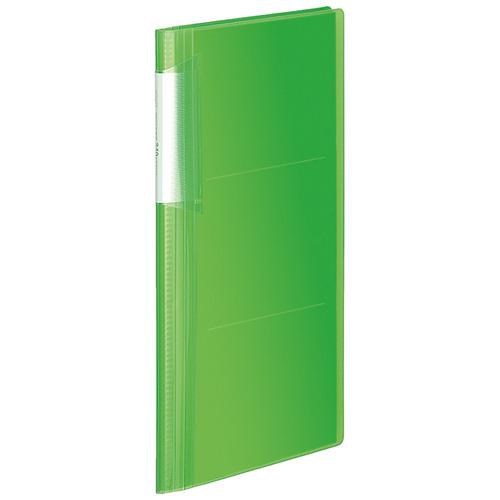 【クリックでお店のこの商品のページへ】コクヨ ノビータアルバム240枚 ラ-NA240LG クリアライトグリーン