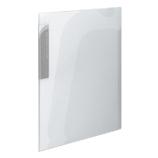コクヨ ノビータ ポケットブック A4S ラ−N210T 透明│ファイル レール式・挟み込みファイル