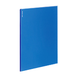 コクヨ(KOKUYO) ポケットファイルα ノビータα A4 6ポケット ラ-NF6B 青