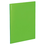 コクヨ 名刺ファイルα ノビータα メイ−NF10LG ライトグリーン│ファイル 名刺ファイル