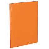 コクヨ 名刺ファイルα ノビータα メイ−NF10YR オレンジ│ファイル 名刺ファイル