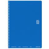 コクヨ(KOKUYO) ソフトリングノート 6号(セミB5) ス−SV301BT−B ブルー