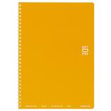 コクヨ(KOKUYO) ソフトリングノート 6号(セミB5) ス−SV301BT−YR オレンジ