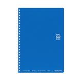コクヨ(KOKUYO) ソフトリングノート 3号(A5) ス−SV331BT−B ブルー