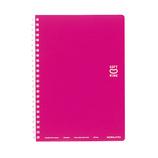 コクヨ(KOKUYO) ソフトリングノート 3号(A5) ス−SV331BT−P ピンク