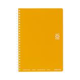 コクヨ(KOKUYO) ソフトリングノート 3号(A5) ス−SV331BT−YR オレンジ