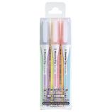 コクヨ(KOKUYO) ビートルティップ・デュアルカラー PM−L313−3S 3色セット│マーカー・サインペン 蛍光ペン