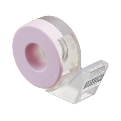 コクヨ テープカッター カルカットハンディ マスキングテープ用 T−SM300−1LP 桃
