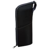 コクヨ(KOKUYO) ペンケース ネオクリッツ ラージサイズ F-VBF181-1 ブラック×ダークグレー