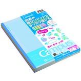 コクヨ 学習罫キャンパスノート 図表罫 5色パック(シール付き) A罫 セミB5 ノ−F3CAK−L2X5