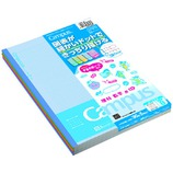 コクヨ 学習罫キャンパスノート 図表罫 5色パック(シール付き) B罫 セミB5 ノ−F3CBK−L2X5