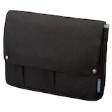 コクヨ(KOKUYO) バッグインバッグ Bizrack up A4ヨコ カハ-BR31D ブラック│インナーバッグ