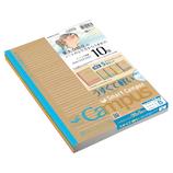 コクヨ(KOKUYO) キャンパスノート クラフトキャンパス ドット罫 B罫 6号(セミB5) ノ−GS3CBT−L2X5 5冊パック