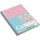 コクヨ キャンパスノート ドット B罫 ノ−3CBTN−L28X5 限定マカロンカラー 5色パック