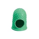 コクヨ 穴あき指サック 抗菌仕様 大 メク-9 グリーン
