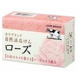 牛乳石鹸 自然派石鹸 ローズ 100g
