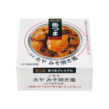 K&K 缶つまプレミアム 三陸産ホヤみそ焼き風