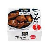 K&K 缶つまホルモン 牛サガリ直火焼