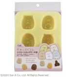 貝印 シリコーンカップケーキ型 すみっコぐらし DN0503