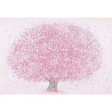 サンリオ ピンク地桜の木1本 202576