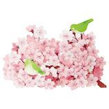 サンリオ 桜とメジロ 203122