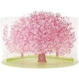 サンリオ 透明素材桜一本 203700