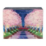 サンリオ 立体 204439 桜並木カード│カード・ポストカード グリーティングカード