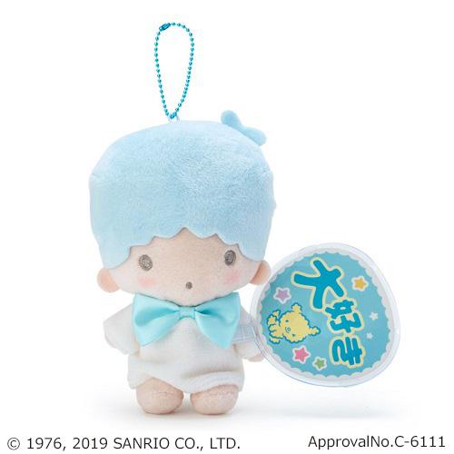 サンリオ エンジョイアイドルシリーズ リトルツインスターズ(キキ) マスコットホルダー│おもちゃ その他 おもちゃ