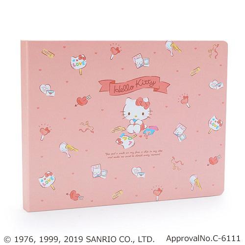 サンリオ エンジョイアイドルシリーズ ハローキティ チケットファイル
