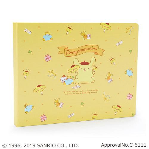 サンリオ エンジョイアイドルシリーズ ポムポムプリン チケットファイル