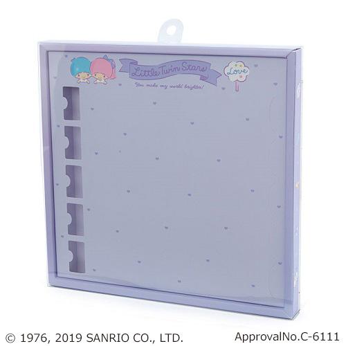 サンリオ エンジョイアイドルシリーズ リトルツインスターズ 銀テケース