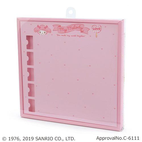 サンリオ エンジョイアイドルシリーズ マイメロディ 銀テケース