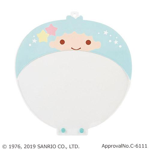 サンリオ エンジョイアイドルシリーズ リトルツインスターズ(キキ) うちわケース