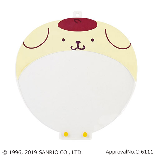 サンリオ エンジョイアイドルシリーズ ポムポムプリン うちわケース│おもちゃ その他 おもちゃ