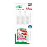 GUM 歯間ブラシI字型 20P SSS│オーラルケア・デンタルケア 歯間ブラシ