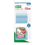 GUM 歯間ブラシI字型 20P SS│オーラルケア・デンタルケア 歯間ブラシ