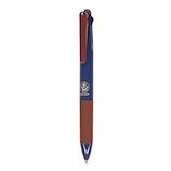 セーラー フェアライン3プラス レトロ 0.7mm ネイビーブルー│ボールペン 多機能ペン