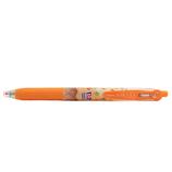 ゼブラ サラサクリップ×サーティワン ボール径0.5mm JJ29−BR オレンジ