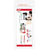 ゼブラ(ZEBRA) サラサクリップ サラサセレクト ディズニーセット SE‐S5A20‐MC ミッキーマウス
