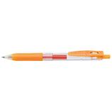 ゼブラ サラサクリップ 0.3mm JJH15-OR オレンジ