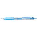 ゼブラ サラサクリップ 1.0mm JJE15-SBL シャイニーブルー│ボールペン 水性ボールペン