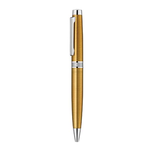 東急ハンズ限定 ゼブラ フィラーレ ツイスト式ボールペン P-BA68-TH-BSH 黄銅